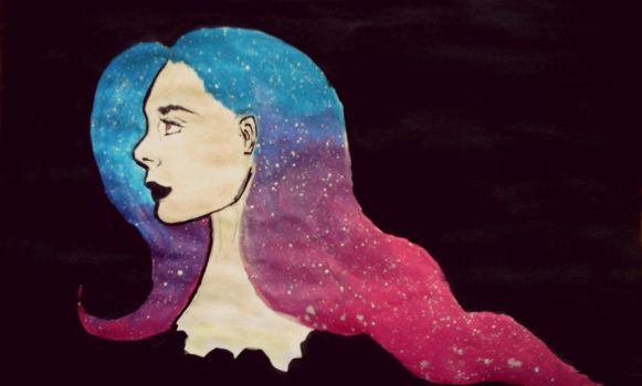 Following the stars by EleftheriaLiberation
