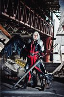 Sephiroth. Kingdom Hearts II by TaisiaFlyagina
