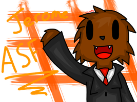 JeromeASF by SapphireCharm0089