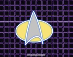 TDP - Star Trek TNG Symbol by SilverShadowSpark