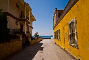 Perspective series - Canakkale by mtkocak
