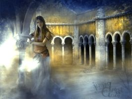 Lady of the Golden Hall by judith