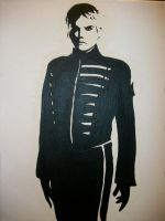 Gerard Way by AlternativeArtform