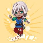 Gift : Zad by M0onQueen