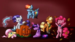 Halloween by littleSpiritRose