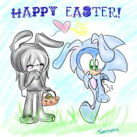 Happy Easter by fansonic