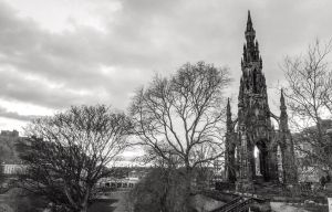 Scott Monument III by JANorlin