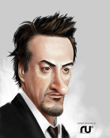 Robert Downey Jr. by RahulUjjal