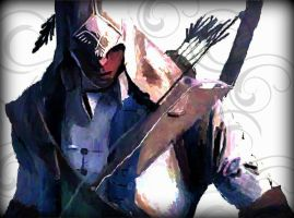 assassins creed 3 Connor by gilly15