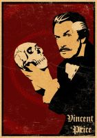 Vincent Price by Okina-tyan