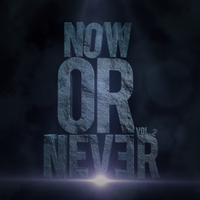 Now or Never Vol.2 [Mixtape Cover] by KHKreations