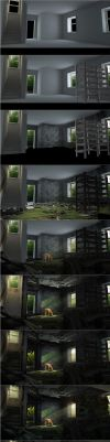 Hide and seek process by PavellKiD