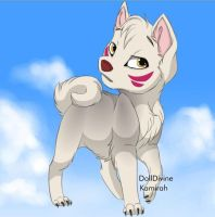 Sesshomaru Puppy by InuyashaRules6596