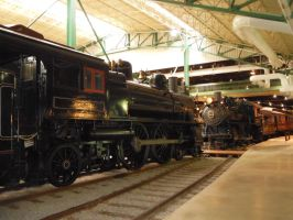 PRR 1223 and 7002 by rlkitterman