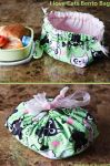 I Love Cats Bento Bag by Demi-Plum