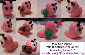 Worms from Worms by Lulie