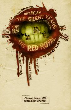 Red Royal Middle East by crazinessisay