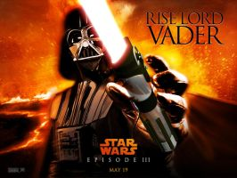 Rise Lord Vader by LuchiferTheAlmighty