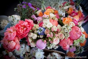Wedding Bouquets -1 by Colin-LOCP