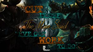The Man's Saying by FKDesignOFCL