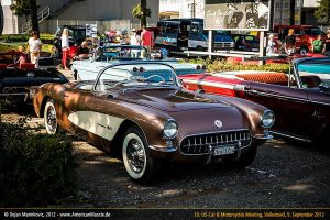 1st gen corvette fuel injection by AmericanMuscle