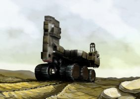 Landship WIP4 by toxic-hippy