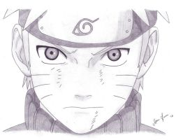 Naruto by MalleyMalos