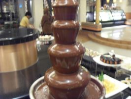 Chocolate Fountain by Gexon