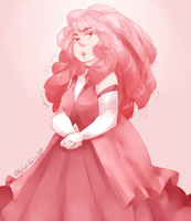 Homeworld Rose Quartz by Sogequeen2550