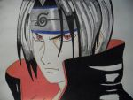 Itachi Uchiha by DarkGamer2011