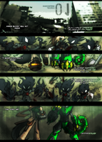 .:Rise and Rebirth:. Page 1 by SHADOWPRIME