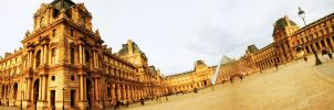 Lourve. by muskpumps