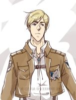 Commander Irvin (Erwin) Smith by Elusha-Rush