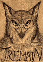 Gryphon badge by Qzurr