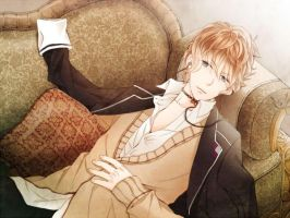 otome-game DIABOLIKLOVERS by fumi-fumio