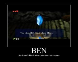 BEN DROWNED motivational by Malicious--Dreamer