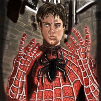 spiderman by wufrank