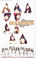 SNSD Concept : Genie by GraPHriX