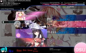 Ichigo2467 Osu! Skin [Gift, Preview] by Allen-WalkerDGrayMan