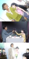 The life of Harima and Tenma by Narusailor