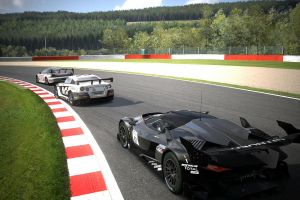 Spa-Francorchamps by Murphygoo