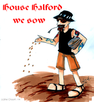House Halford... by the-ChooK