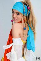 Rikku by Lily-on-the-moon