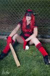 Batwoman: Not a Player I Didn't Strike Out Today.. by Oreparma