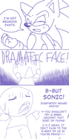 Sonic's Sound Logic by HappyAggro
