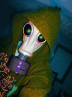 Pych Gas Mask by Xeroxed-Soul