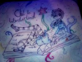Ciel in wonderland by goodamy1