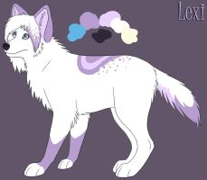 Lexi Ref by squishy-paws