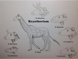 Kryotherium by Midiaou