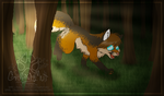 ::CO:: BlueHecate - Fanny the Fox by GraffitiMutt